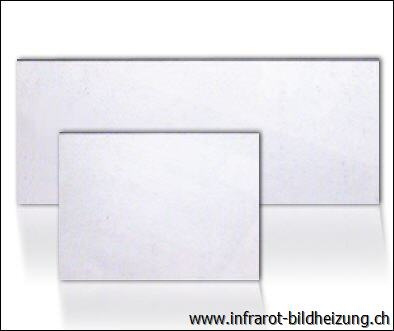 Infrarot Heizkörper - Infrarot Flachheizung